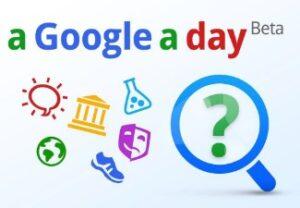 A Google Day. Juegos de Google