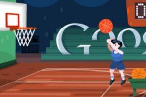 Baloncesto. Juegos de Google