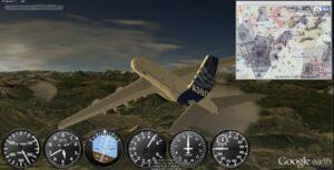 Simulador de Vuelo. Juegos de Google