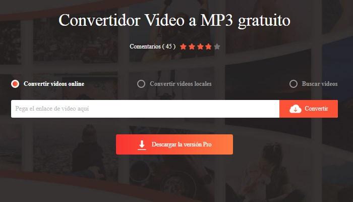 Convertidor a MP# Apowersoft