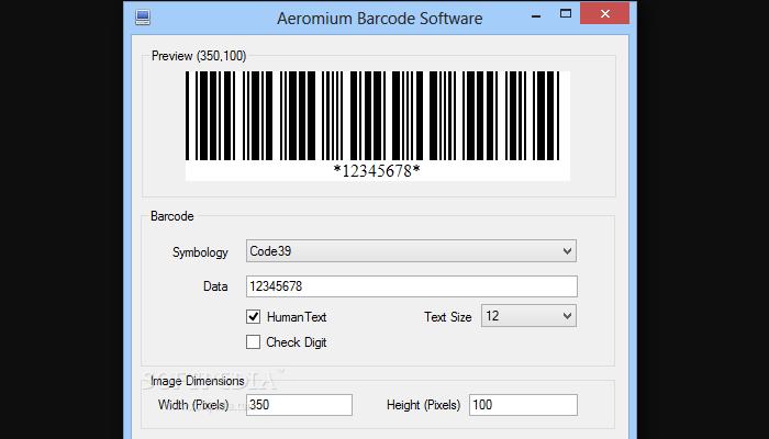 programa para generar codigo de barras