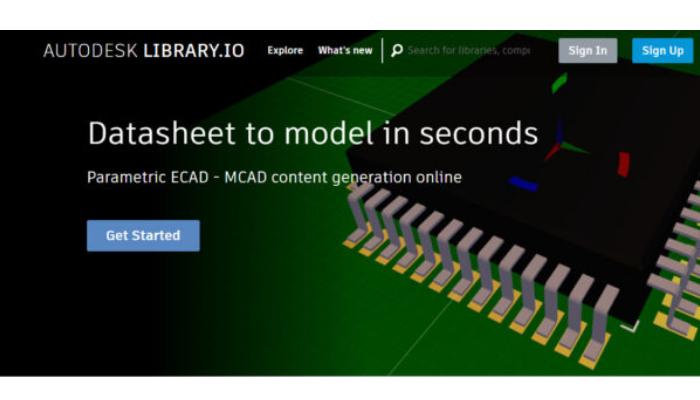 Autodesk Library.IO