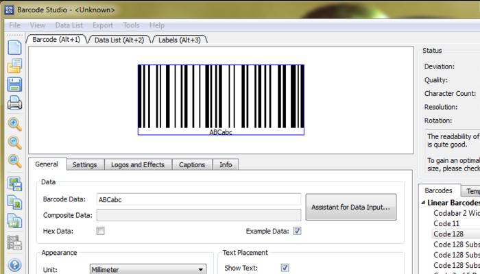 barcodemaker programa para codigo de barras