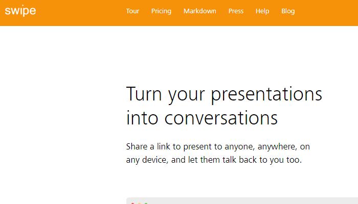 apps y programas para crear presentaciones online