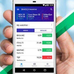 Fácil de usar, esta aplicación da acceso a todos los detalles en tiempo real